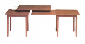 Fabbrica sedie produzione di sedie poltrone pouff for Tavolo 80x80 allungabile